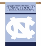 North Carolina Tar Heels 2-Sided 28'' X 40'' Banner with Pole Sleeve [96308-FS-BSI]