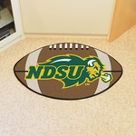 North Dakota State University Football Mat 22'' x 35'' [137-FS-FAN]