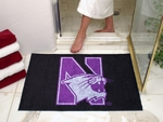 Northwestern University All-star Mat 34'' x 45'' [831-FS-FAN]