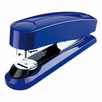 Novus B4C Flat Clinch Executive Stapler Compact - Blue [020-1468-FS-DHL]