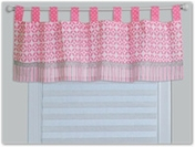 Nursery Drapes and Valances