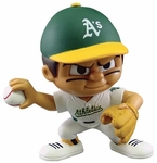 Oakland Athletics Lil' Teammates MLB Pitcher [LPOAK-FS-PAI]