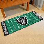Oakland Raiders Runner 30'' x 72'' [7361-FS-FAN]