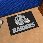 Oakland Raiders Starter Mat 19'' x 30'' [5937-FS-FAN]