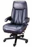 Odyssey 1pc Office Chair in Leathermate [OF-ODYS1PC-LLM-FS-ARE]
