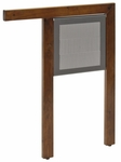 Office Line II Main Desk Conference Table Extension Kit - Sonoma Brown [56008-FS-SDI]