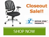 Office Star Closeout Sale