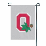 Ohio State Buckeyes Garden/Window Flag [GFOSU-FS-PAI]