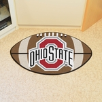 Ohio State University Football Mat 22'' x 35'' [1521-FS-FAN]