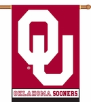 Oklahoma Sooners 2-Sided 28'' X 40'' Banner with Pole Sleeve [96019-FS-BSI]