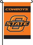 Oklahoma State Cowboys 2-Sided Garden Flag [83047-FS-BSI]