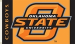 Oklahoma State Cowboys 3' X 5' Flag with Grommets [95047-FS-BSI]