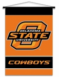 Oklahoma State Cowboys Indoor Banner Scroll [87147-FS-BSI]