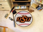 Oklahoma State University Baseball Mat [4134-FS-FAN]