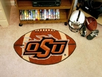 Oklahoma State University Football Rug 22'' x 35'' [4140-FS-FAN]