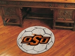 Oklahoma State University Soccer Ball [4136-FS-FAN]