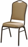 Omega I Banquet Stack Chair with Rectangular Back [594-MTS]