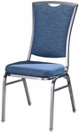 Omega II Curved Rectangular Back Banquet Stack Chair [582-MTS]