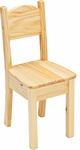 Open Back Chair [24-FS-LC]
