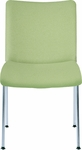 Open End Large Upholstered Back Side Chair [OE12040-FS-DV]
