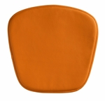 Wire/Mesh Cushion in Orange [188007-FS-ZUO]