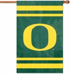 Oregon Ducks Applique Banner Flag [AFUO-FS-PAI]