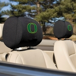 Oregon Ducks Headrest Covers-Set of 2 [82051-FS-BSI]