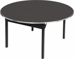 Original Series Round Banquet Table with Laminate Top [DLORIG30RD-MFC]