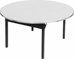 Original Series Round Banquet Table with Mayfoam Top [DFORIG30RD-MFC]