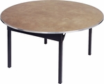 Original Series Round Banquet Table with Plywood Top [DPORIG30RD-MFC]