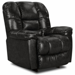Orleans Power Rocker Recliner - New Era Black [189550-4801PWR-FS-CHEL]