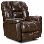 Orleans Power Rocker Recliner - New Era Walnut [189550-4800PWR-FS-CHEL]