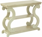 OSP Designs Ashland Console Table - Antique Celedon