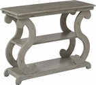 OSP Designs Ashland Console Table - Antique Grey