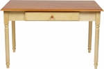 OSP Designs Country Cottage Wood Computer Desk with Pull out Key Board Tray [CC25-FS-OS]