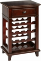 OSP Designs Serving Carts and Wine Racks