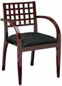 OSP Furniture Wood Guest Seating