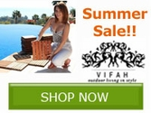 Get your backyard and patio ready with the Vifah summer sale!!