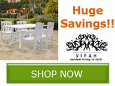 Save now with Vifah's July Sale!! Save Now!!