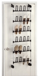 Overdoor 12 Pair Shoe Rack [17718-FS-OIA]