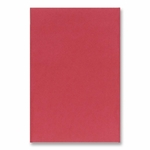 Pacon Construction Paper - 76 lb. - 12'' x 18'' - 50/PK - Holiday Red [PAC103443-FS-SP]