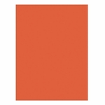 Pacon Construction Paper - 76 lb. - 9'' x 12'' - 50/PK - Orange [PAC103594-FS-SP]