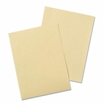 Pacon Drawing Paper -Standard -Weight -9'' x 12'' -500 SH -Cream Manila [PAC004109-FS-SP]
