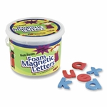 Pacon Magnetic Alphabet Letters -Foam - Lower Case - 1 -1/2'' - 108 Ct. [PAC27570-FS-SP]