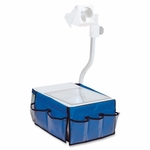 Pacon Overhead Projector Caddy - 12'' x 7 -1/2'' - Blue [PAC20700-FS-SP]