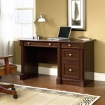 Palladia 53''W x 30''H Wooden Computer Desk with File Drawer - Select Cherry [412116-FS-SRTA]
