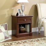 Palladia Wooden 23''W x 25''H Night Stand with Open Storage - Select Cherry [411835-FS-SRTA]