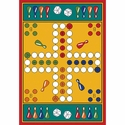 Parcheesi Carpet