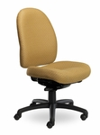 Pearl II 300 Series High Back Single Shift Adjustable Swivel and Seat Height Task Chair [PE210-M20-FS-SEA]