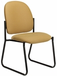 Pearl II 300 Series Sled Base Guest Chair [PE233-FS-SEA]